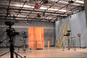 100' x 100' Studio Sound Stage